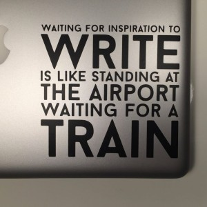 inspiration writing fiction Julia Munroe Martin Poynter amwriting